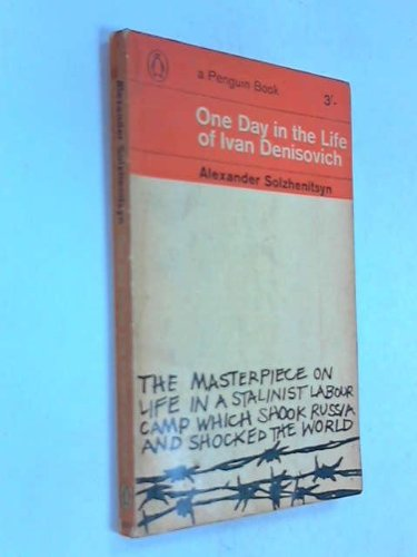 the theme of hope in one day in the life of ivan denisovich by alexander solzhenitsyn Definition of one day in the life of ivan denisovich  of ivan denisovich alexander solzhenitsyn  artistic manner the same theme—life in a prison camp.