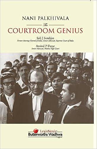 Bibliophilia read more books Nani Palkhivala Courtroom Genius