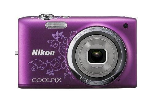 Nikon CoolPix S2700 violett