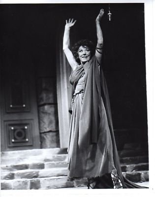 PHOTO D1042 Judith Anderson Medea at Amazon's Entertainment