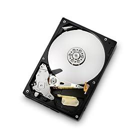 """Hitachi Deskstar 3.5"""" 500GB 7200RPM SATA II 16MB Cache Internal Hard Drive 0F10381"""