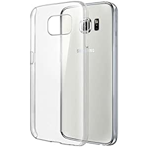 Mercator Soft Silicon Transparent Tpu Case for Samsung Galaxy S6