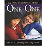 img - for One to One: The Art of Conferring with Young Writers (Hardback) - Common book / textbook / text book