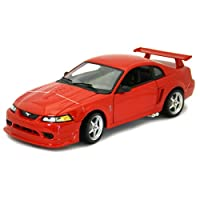 2000 Mustang SVT Cobra RD 1/18 MAISTO 【ダイキャストカー,マイスト,フォード,マスタング,コブラ,アメ車,ミニカー,ムスタング】