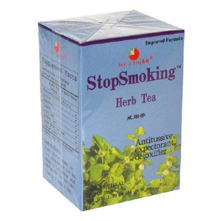 Health King Medicinal Tea Tea Stop Smoking 20 bag ( Multi-Pack)