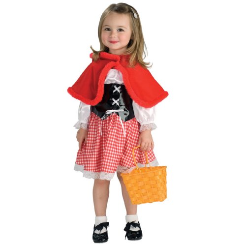Little Red Riding Hood Child Costume (Little Red Riding Hood Basket compare prices)