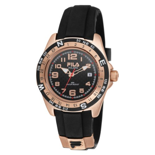 Fila Men's FA0633-72 Three-Hands Polaris Watch