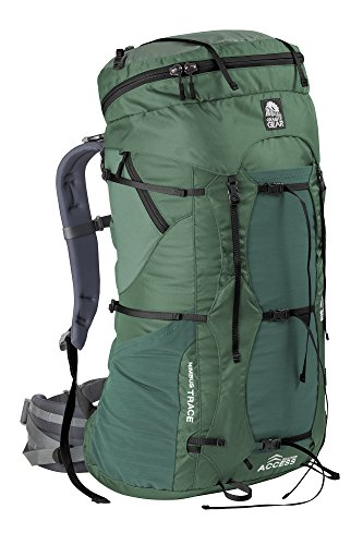 Granite Gear Nimbus Trace Access 85 Backpack - Fern/Boreal Regular Torso (Granite Gear Nimbus compare prices)