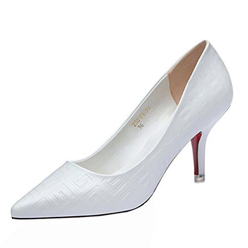 fq-real-women-fashion-casual-pu-leather-pointed-toe-slip-on-thin-heel-pump-shoes45-uk-white