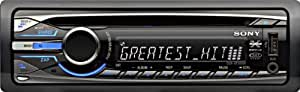 Sony CDXGT550UI MP3/WMA/AAC Player CD Receiver (Discontinued by Manufacturer)