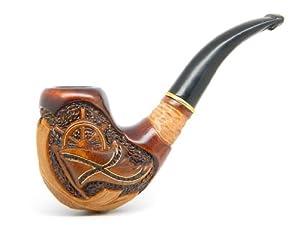 Pipe de tabac pour fumer stereeng roue et drapeau de for Pipe a fumer cuisine