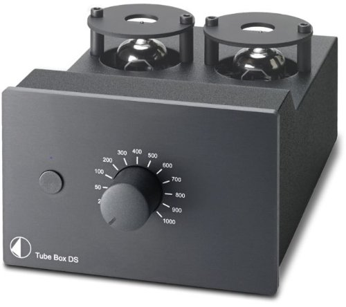 Buy Pro-Ject Audio - Tube Box DS - Black