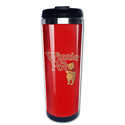 iayayo-pooh-bear-winnie-the-pooh-stainless-steel-mug-coffee-thermos-vacuum-flask