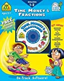 Time, Money, & Fractions Grades 1-2