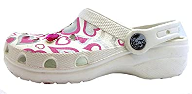 Size 11 Skechers Girl's Parades Synthetic Clogs