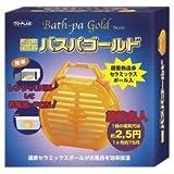 風呂保温器 バスパゴールド TKJ-01 節約名人!電子レンジで風呂湯を保温 湯沸しや保温機不要