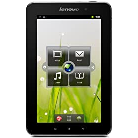 Lenovo Ideapad A1 22282MU 7-Inch Tablet (Black)