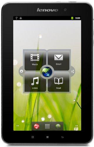 Lenovo Ideapad A1 22282EU 7-Inch Tablet (Black)