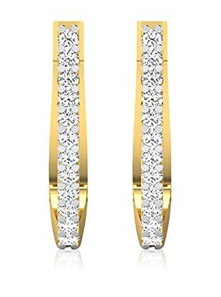 Friendly Diamonds Pendientes FDT11516Y Oro Amarillo