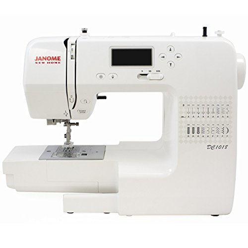 janome 8077 computerized sewing machine reviews