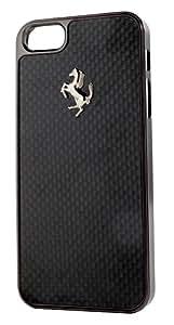 SW-203 Ferrari GT Black carbon hardcase - with black frame