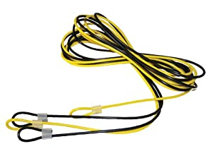Licorice Double Dutch Jump Rope 16' (Colors may vary)