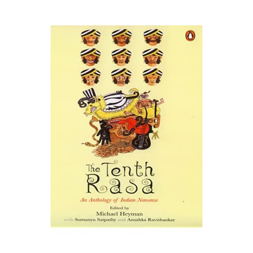 The Tenth Rasa: An Anthology of Indian Nonsense
