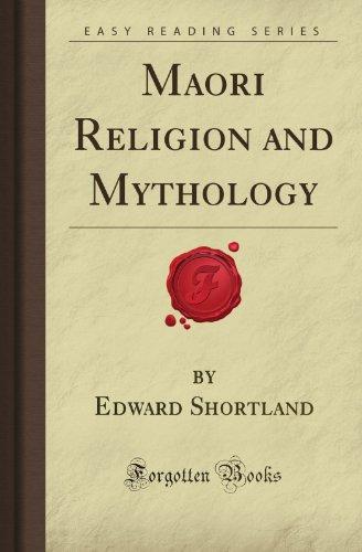 Maori Religion And Mythology (Forgotten Books) front-282507
