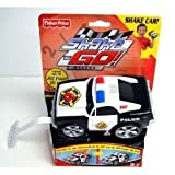 Fisher Price Shake 'N Go Racers: Police Car