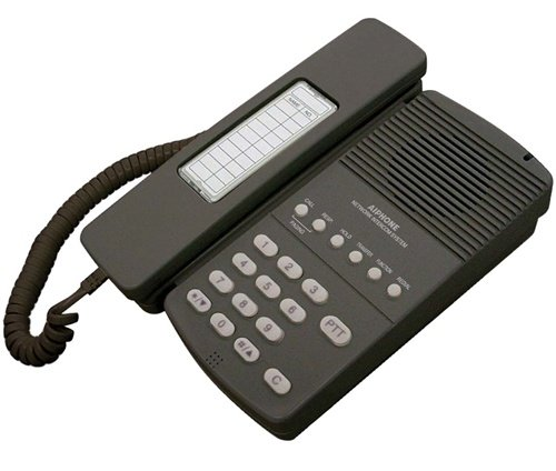 Aiphone - An8010Ms - Master Station With Handset. ( 16037 ) front-1051717