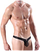 SODIAL(R) New Sexy Mens Tanga Thongs G-String Underwear Mini Briefs Comfort HOT