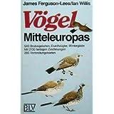 """V�gel Mitteleuropasvon """"James Ferguson- Lees"""""""