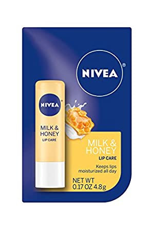 Nivea Lip Care A Kiss of Milk and Honey Soothing Lip Care