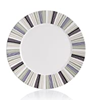 Clevedon Striped Dinner Plate