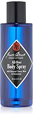 Jack Black All-Over Body Eau de Toilette Spray, 3.4 fl.oz.