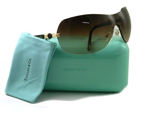 TIFFANY & CO SUNGLASSES TF 3015 6002/13 BLACK