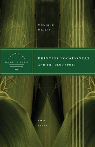 Princess Pocahontas and the Blue Spots