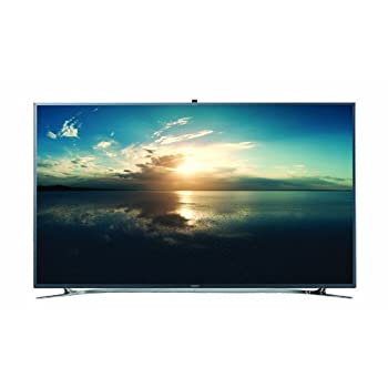 Samsung 55-Inch 4K Ultra HD 120Hz 3D Smart LED TV  Whether it's your voice or a simple hand gesture, with the new Ultra-Slim Samsung Smart TV F9000, controlling your TV is easier than ever before. You can talk to your TV in more natural ways such...