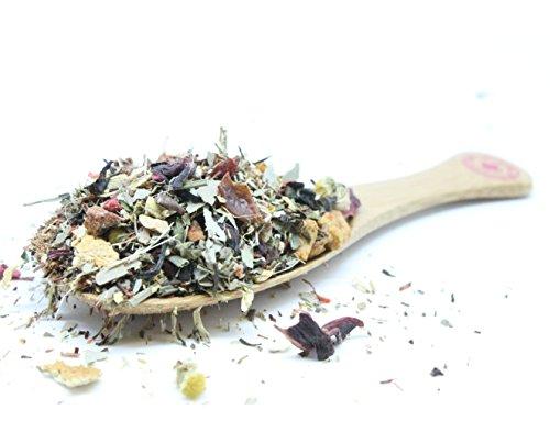 Healthy Edge Herbal Loose Tea Blend - Detox Tea - Weight Loose Tea - Immunity Booster - 4Oz