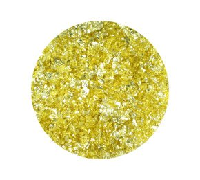 シャインフレーク #727 檸檬色 0.3g