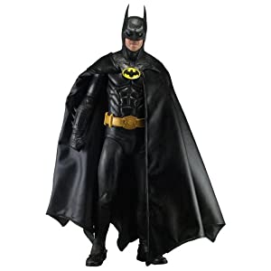 Neca Batman - 1/4 Scale Figure - Batman 1989 Michael Keaton Version