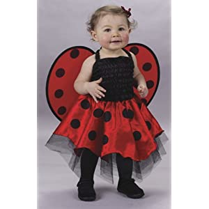 Click to buy Infants Girls' Ladybug Costumefrom Amazon!