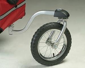 Solvit Strolling Kit for Track'r Pet Bicycle Trailer, Medium