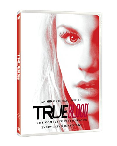 DVD : True Blood: The Complete Fifth Season (Boxed Set, Repackaged, 5 Disc)