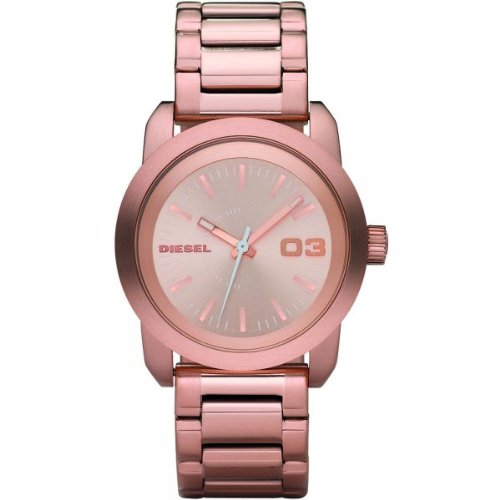 Diesel DZ5236 Ladies Rose Gold Watch