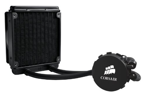 Corsair Hydro Series H55 Quiet Edition Liquid CPU Cooler (CW-9060010-WW)