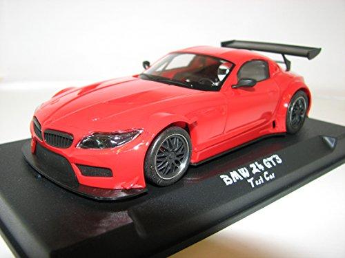 BMW Z4 (E89) GT3 Red Test Car