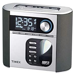 Timex CD Player Dual Alarm Clock Radio (Timex T-617) | New Product Releases :  clock radio timex cd player dual alarm clock radio timex clock radio timex t617