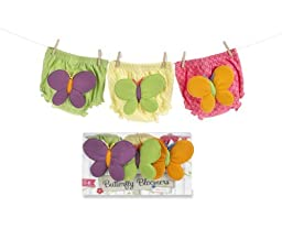 Baby Aspen Butterfly Bloomers for Fluttering Bums 0 to 6 Months