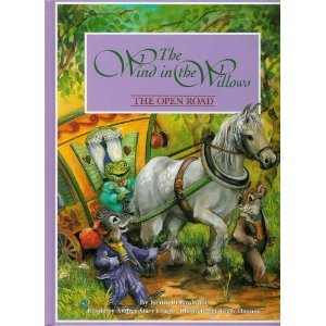 The Open Road (Wind in the Willows), Andrea Stacy Leach, Kenneth Grahame, Holly Hannon